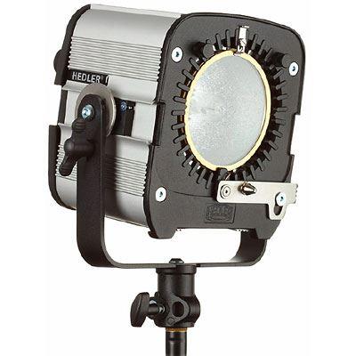 Hedler DX 15 Daylight HMI Head (Plain Glass)