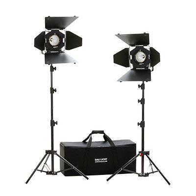 Image of Hedler DX 15 Daylight HMI Pro2 Kit