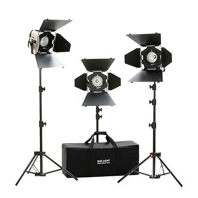 Image of Hedler DX 15 Daylight HMI Pro3 Kit