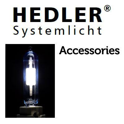 Hedler Quickfit Adapter for Hs H D and F Heads