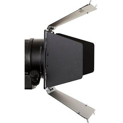 Image of Hedler 4-Way Barndoor for Compact Heads