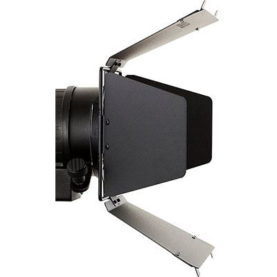 Hedler 4-Way Barndoor for Compact Heads