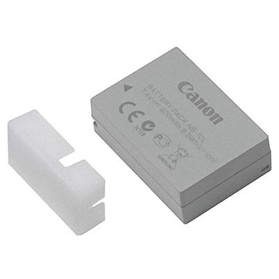 Image of Camera battery Canon replaces original battery NB-10L 7.4 V 920