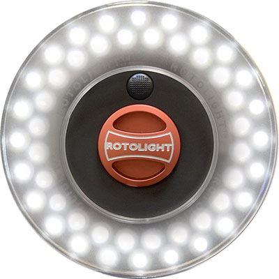 Rotolight RL-48-B Stealth LED Ringlight