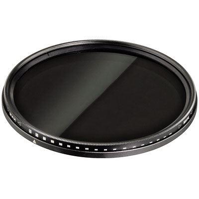 Hama 67mm Vario Neutral-Density Filter ND2-400