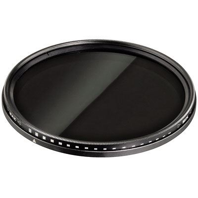 Hama 77mm Vario Neutral-Density Filter ND2-400