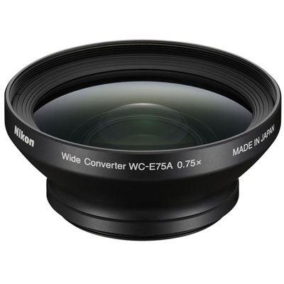 Nikon WCE75A Wide Converter for P7000P7100