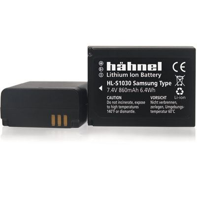 Hahnel HL-S1030 (Samsung) Battery