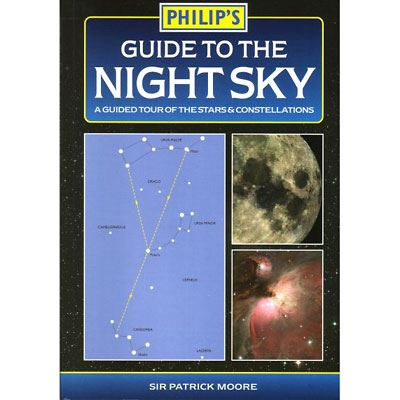Image of Philips Guide To The Night Sky
