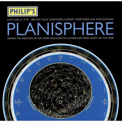 Image of Philips Planisphere (Northern)
