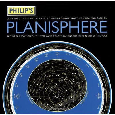 Philips Planisphere (Northern)