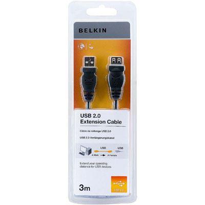 Belkin F3U154CP3M USB Cable  3m