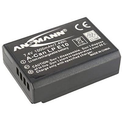 Image of Ansmann A-Can LP-E10 Battery (Canon LP-E10)