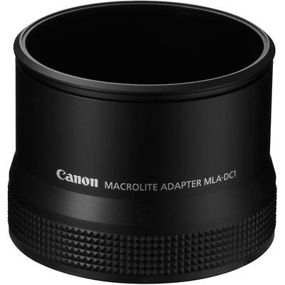 Image of Canon MLA-DC1 Macro Light Adapter For PowerShot G1 X