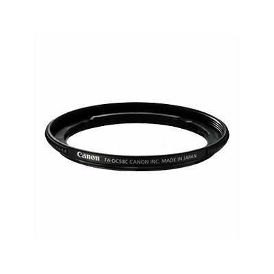 Image of Canon 58mm FA-DC58C Filter Adapter