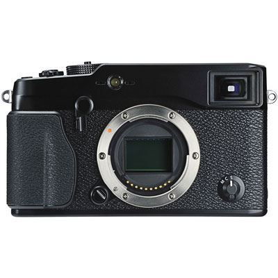 Fuji X-Pro1 Black Digital Camera Body