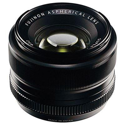 Fujifilm 35mm f1.4 R Fujinon Lens - Black