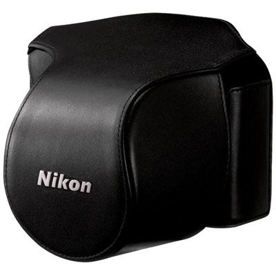 Nikon Body Case Set CBN1000SA Black for Nikon 1 V1 with 1030mm