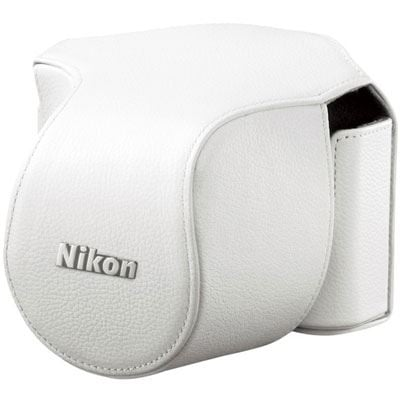 Nikon Body Case Set CBN1000SB White for Nikon 1 V1 with 1030mm