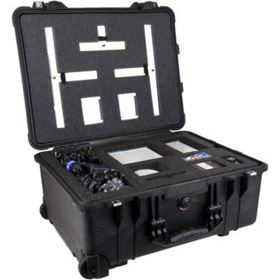 Used Rosco LitePad HO90 Everywhere Lighting Kit