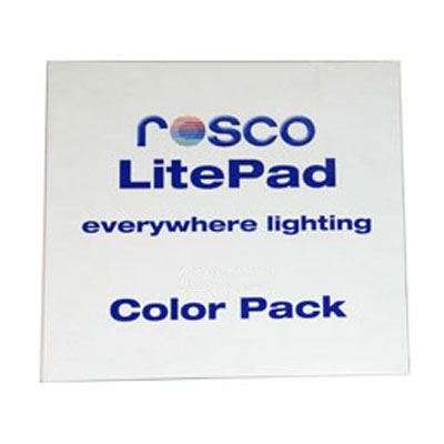Rosco LitePad 152mm x 305mm 30ml Colour Filter Pack
