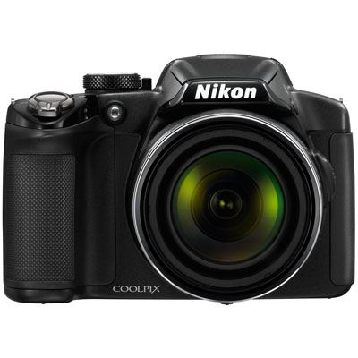 Nikon Coolpix P510 Black Digital Camera