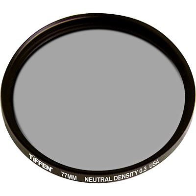 Tiffen 77mm Neutral Density 0.3 Filter