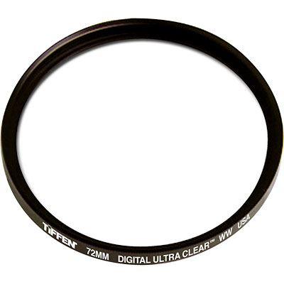 Tiffen 72mm Digital Ultra Clear Filter