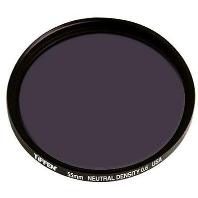 Tiffen 55mm Neutral Density 0.6 Filter