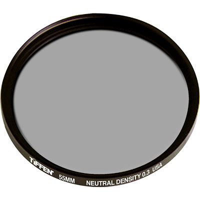 Tiffen 55mm Neutral Density 0.3 Filter