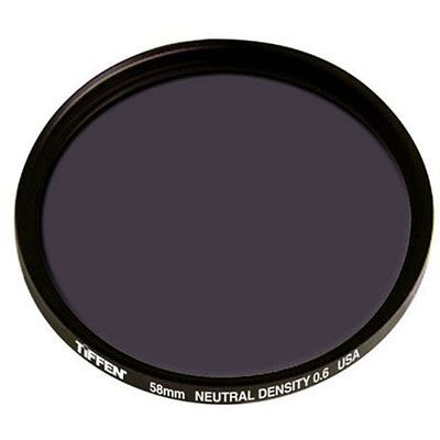 Tiffen 58mm Neutral Density 0.6 Filter