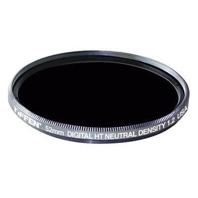 Tiffen 52mm HT Neutral Density 1.2 Filter