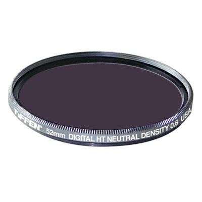 Tiffen 52mm HT Neutral Density 0.6 Filter