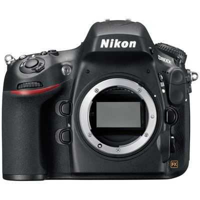 Nikon D800E Digital SLR Camera Body