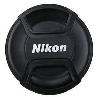 Nikon LC-52 52mm Snap-On Front Lens Cap