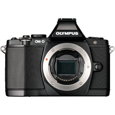 Olympus OM-D E-M5 Digital Camera Body - Black
