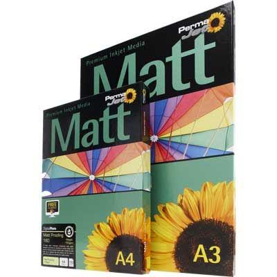 Permajet Matt Proofing Paper A3 75 Sheets