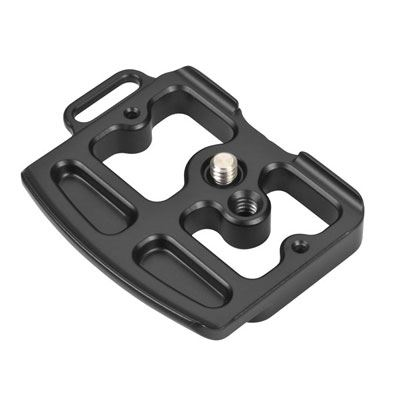 Kirk PZ-146 Quick Release Camera Plate for Nikon D800 D800E and D810