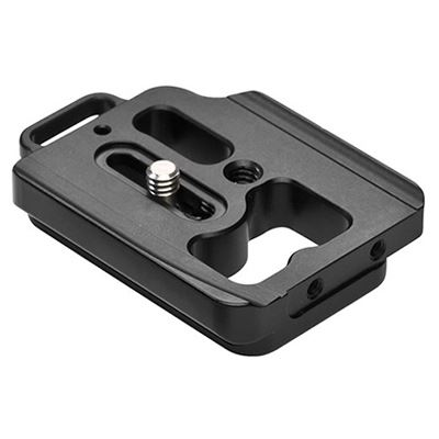 Kirk PZ-144 Quick Release Camera Plate for Nikon D5100