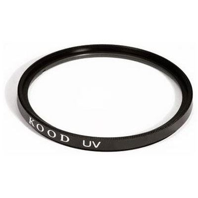 Kood 62mm Flat Glass UV Filter