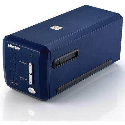 Image of Plustek 8100 OpticFilm Scanner