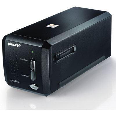 Image of Plustek 8200i SE OpticFilm Scanner