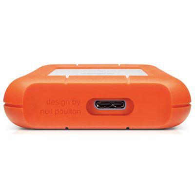 Lacie Rugged Mini Portable Hard Drive 1tb