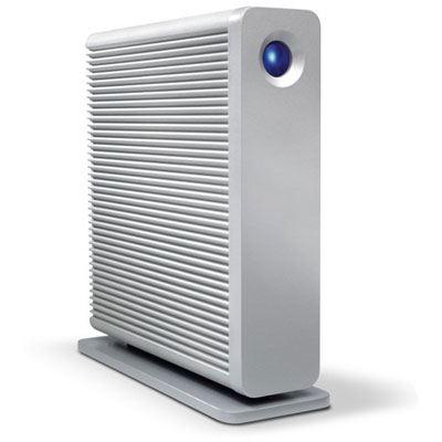 LaCie d2 Quadra USB 3.0 Desktop Drive  3TB