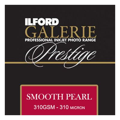 Ilford Galerie Prestige Smooth Pearl A4 25 Sheets 310gsm