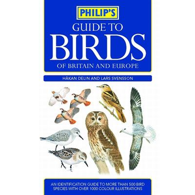 Image of Philips Guide to Birds of Britain and Europe