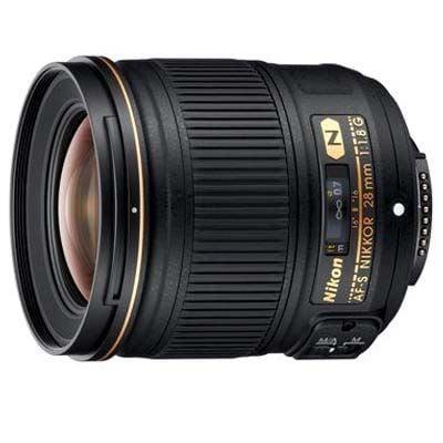 Nikon 28mm f1.8 G AFS Lens