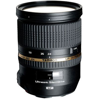 Tamron 24-70mm f2.8 Di VC USD SP Lens - Canon Fit