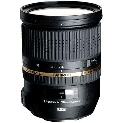 Tamron 24-70mm f2.8 Di VC USD SP Lens - Nikon Fit