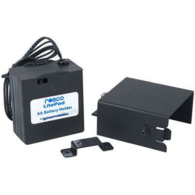 Rosco LitePad Loop AA Battery Kit